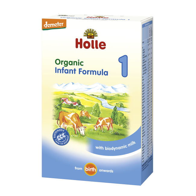 Organic Baby Food Germany